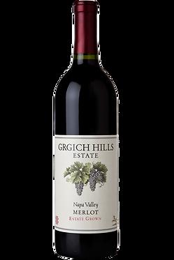 Grgich Hills Estate  Merlot 2012