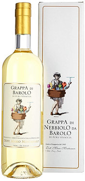 Montanaro Grappa di Barolo 蒙塔那羅蒸餾廠巴羅洛義式白蘭地