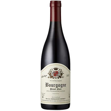Domaine Desaunay-Bissey Bourgogne Pinot Noir Vieilles Vignes 2016 德索內-比塞酒莊 勃根地紅酒