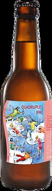Formosa Brewing Co. Quadruple IPA 福爾摩沙精釀啤酒 雲端之上-四倍麥芽印度淡愛爾啤酒