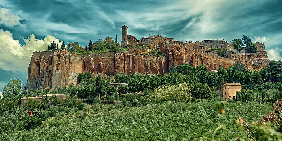 2/8(六)義大利的綠色心臟與單寧之王 - Umbria的古老原生品種Sagrantino