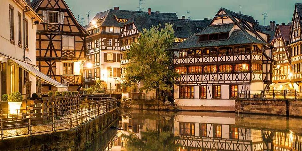 12/18(五)晚:童話之都的瓶中詩-阿爾薩斯(Alsace)餐酒會