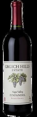 Grgich Hills Estate  Zinfandel 2011/2012/2013