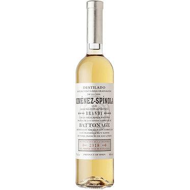 Ximénez-Spínola Brandy Battonage 2018 史賓諾拉酒莊 豐收PX白蘭地