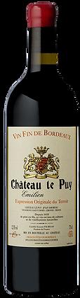 Chateau Le Puy Emilien 2016 普伊堡 愛米昂紅酒.pn