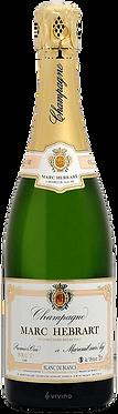 Marc Hebrart 1er Cru Blanc de Blancs Brut NV 瑪黑一級園無年分白中白香檳