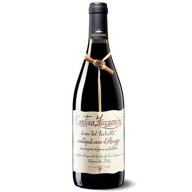"""Zaccagnini Montepulciano d'Abruzzo 2014 1.5L 莎卡妮妮酒莊""""梗""""紅酒"""