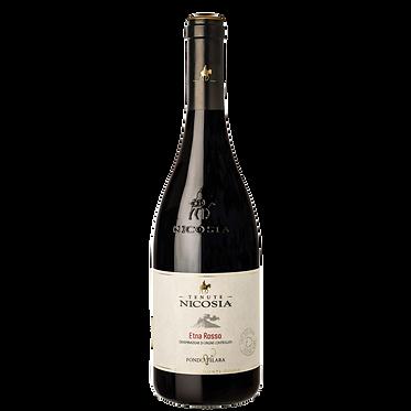 Fondo Filara Nicosia Etna Rosso 2015 尼科西亞莊園艾特納 紅酒