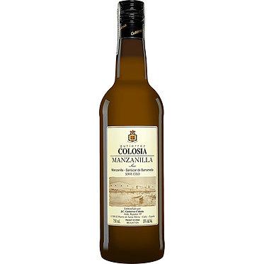 Gutiérrez Colosía Manzanilla 古提拉雪莉酒莊  蔓莎尼亞