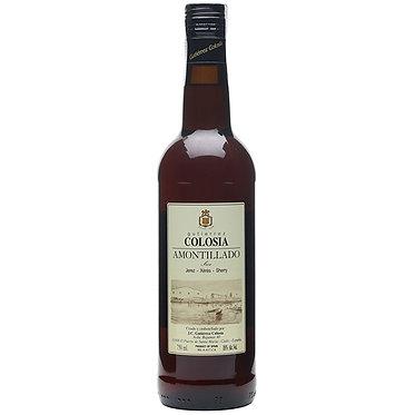 Gutiérrez Colosía Amontillado 古提拉雪莉酒莊 阿蒙提莉亞多