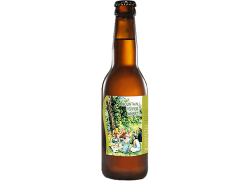 Formosa Brewing Co. Mountain Pepper Wheat 福爾摩沙精釀啤酒 二重奏-山胡椒小麥啤酒
