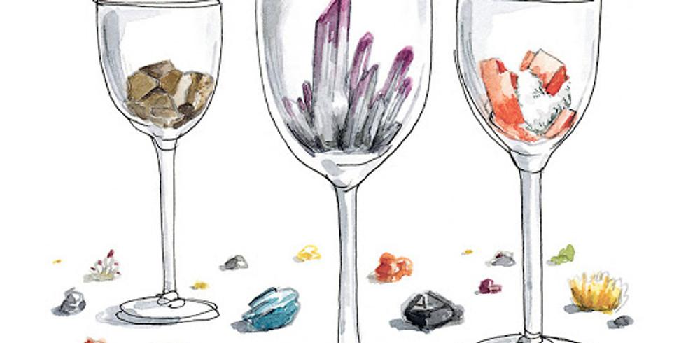 12/26(六)酒杯中的礦物質 - 風土對葡萄酒的影響