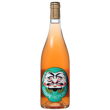 Yamagata Winery Amphora Arancione 2018 山形酒廠 歌舞伎達摩 橙酒