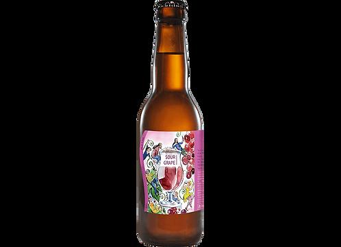 Formosa Brewing Co. Sour Grape 福爾摩沙精釀啤酒 忌妒-葡萄風味酸啤酒