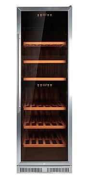 德國 Caso WineChef Pro 215 崁入式雙溫控紅酒櫃WC-215