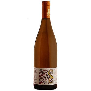 Domaine des Sablonnettes Zeste Blanc de Macération VDF 2018 莎布蘿涅特酒莊 柑橘漩渦 橘酒