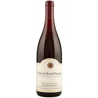 Domaine Gilles Jourdan Côtes de Nuits-Villages Rouge 2016 吉爾喬登酒莊 夜丘村紅酒