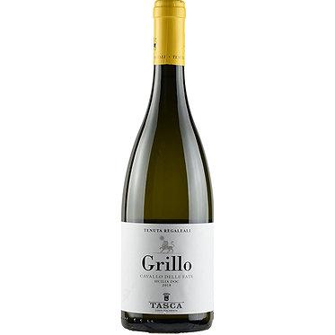 """Tasca """"Grillo"""" Cavallo Delle Fate Sicilia DOC 2016 塔斯卡酒莊 葛利羅白酒"""