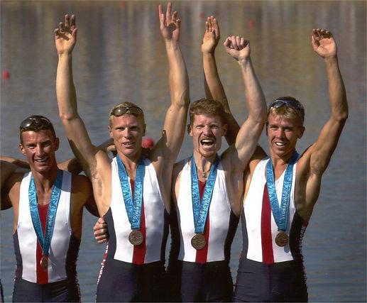 Guldfireren Olympisk Bronze