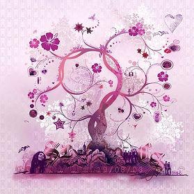 arbre de vie personnalisé tableau cadeau dskamala sophie desplat