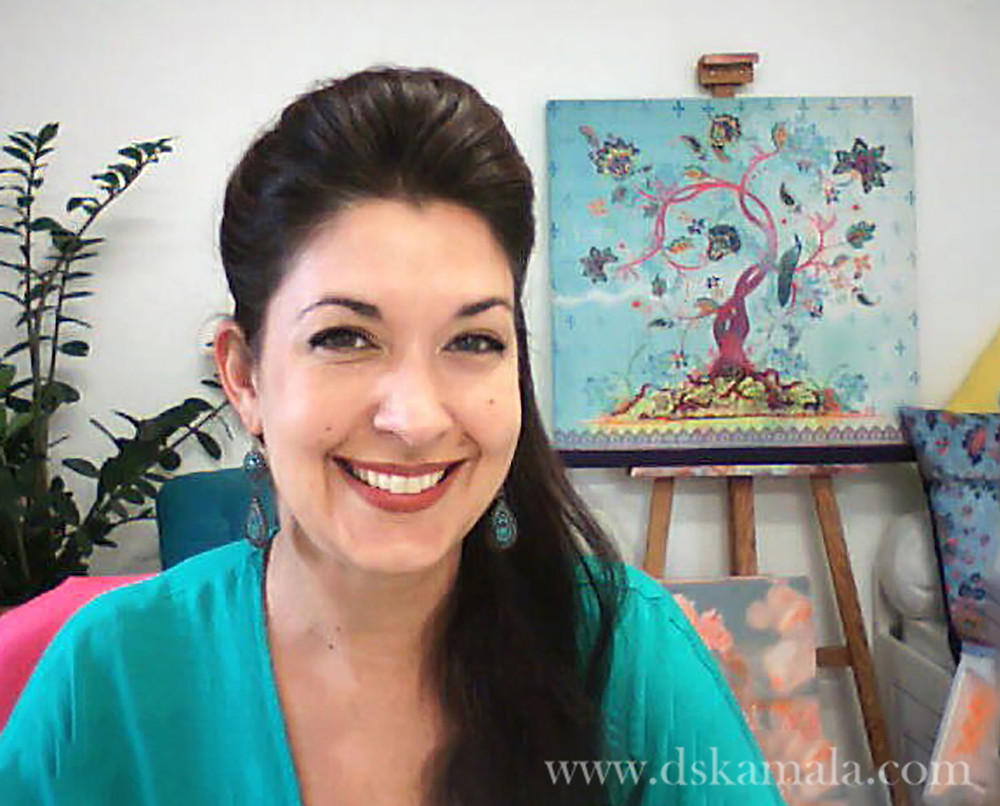 DS.KAMALA Art décoratif & Coaching de vie