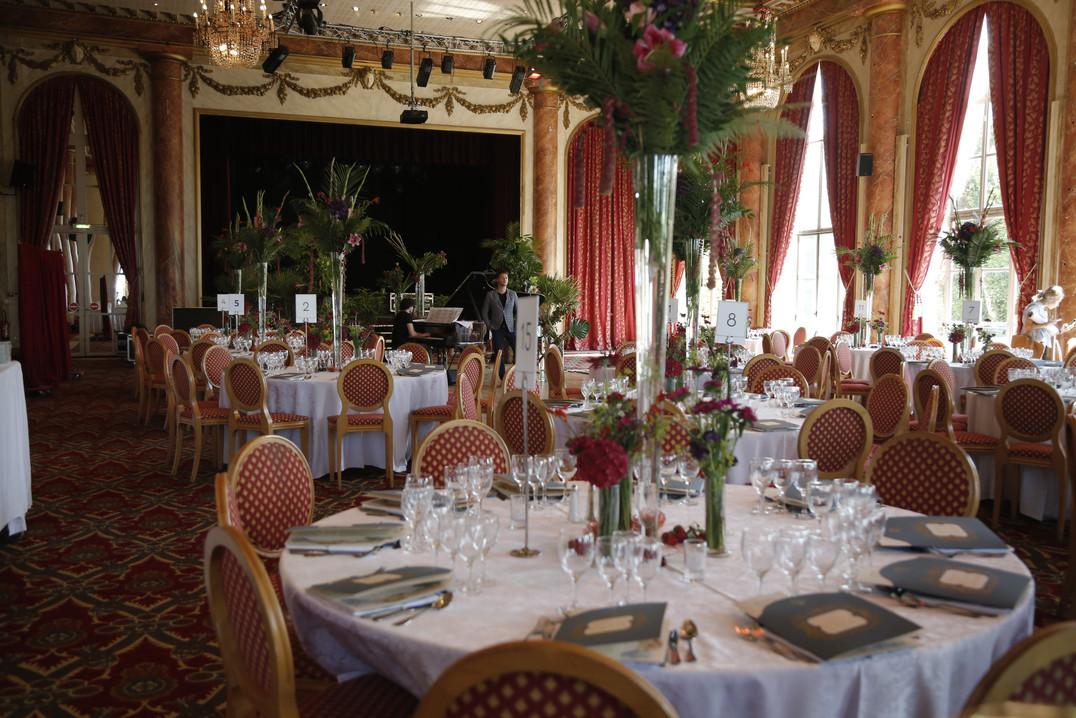 ball room Ambassador Casino Barriere Dea
