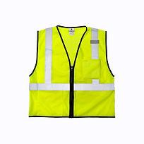 non personalized reflective vest