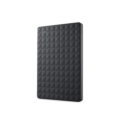 Black Seagate Expansion Hard Drive