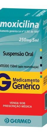 Amoxicilina Germed