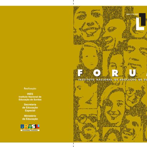 Livro Forum - Capa