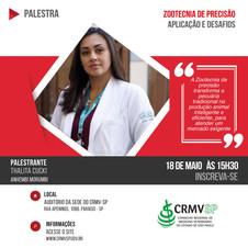 Post Facebbok - CRMV SP