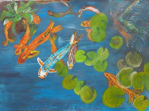 'Fish Frenzy' $75