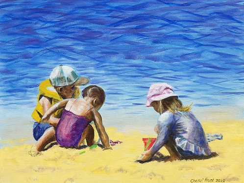 'Back to Beach Time' $290