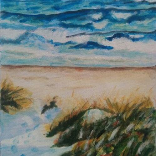 'Empty Beach' $75