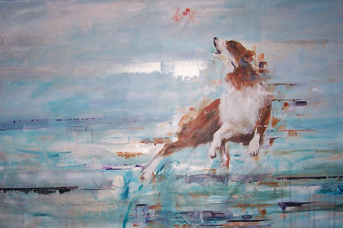 'Leaping' $450