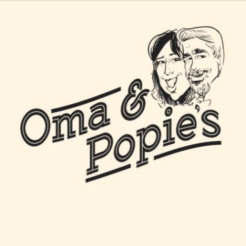 Oma & Popie's Web Project