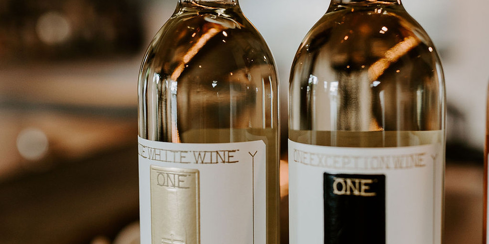 2018 One White Wine Release  CELEBRATION!