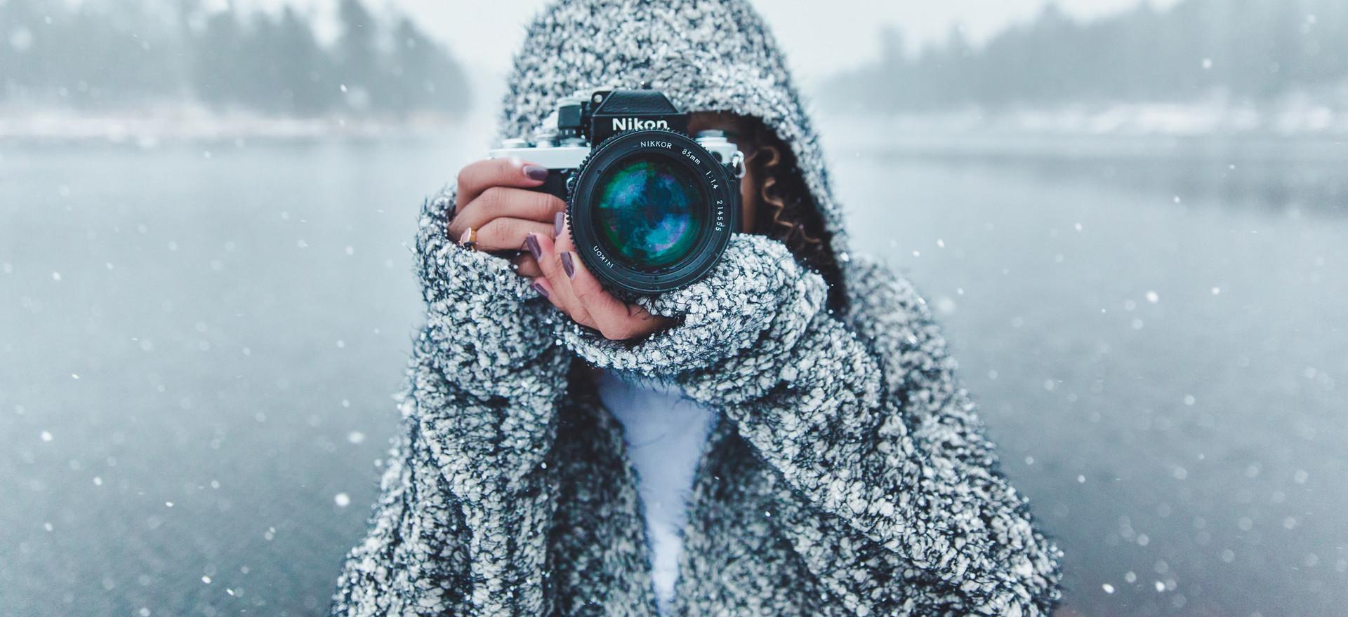 """""""Une photographie, c'est un fragment de temps qui ne reviendra pas"""". Martine Franck"""