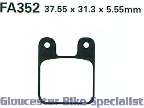 EBC FA352 MINIMOTO BRAKE PADS