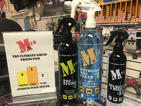 M16 Podium Stage System cleaning kit