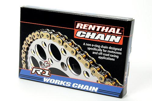 Renthal R1 420 x 130 link Chain