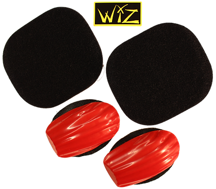 WIZ RED ELBOW SLIDERS