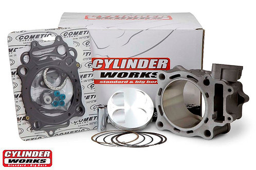 HONDA CRF150 CYLINDER WORKS CYLINDER KIT BIG BORE 159cc 2012 ONWARDS
