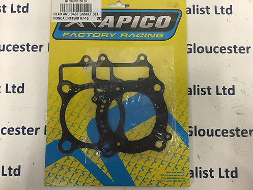 APICO TOP END HEAD AND BASE GASKET SET