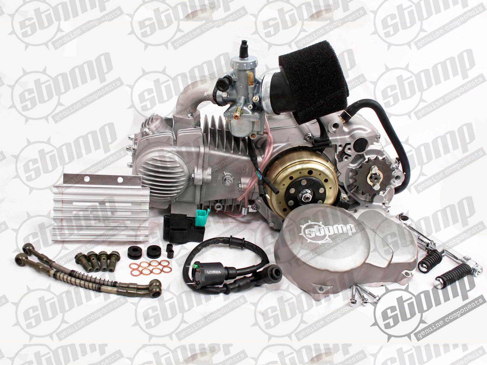 YX140 ENGINE KIT WITH Z-40 CAM