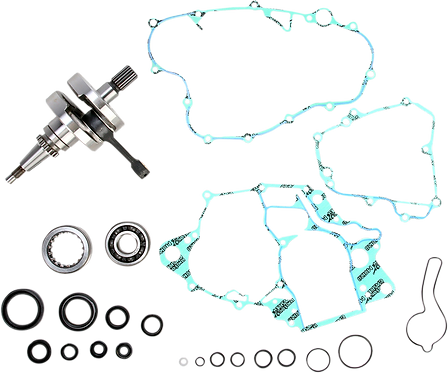 HONDA CRF150R WISECO COMPLETE CRANK BOTTOM END REBUILD KIT