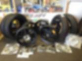 Pitbike & Honda CRF150 Mag Wheels