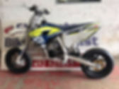Honda CRF150 Supermoto