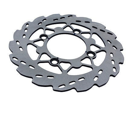 PITBIKE / HONDA CRF150 MINIMOTARD SDG FITMENT REAR WAVY BRAKE DISC 190mm