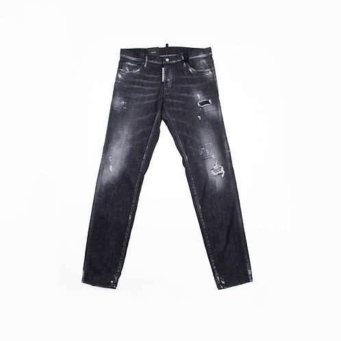 Dsquared2 - Worked Slim Jean